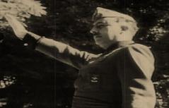 Der spanische Diktator Francisco Franco